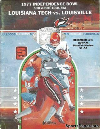 1977 Indy Bowl